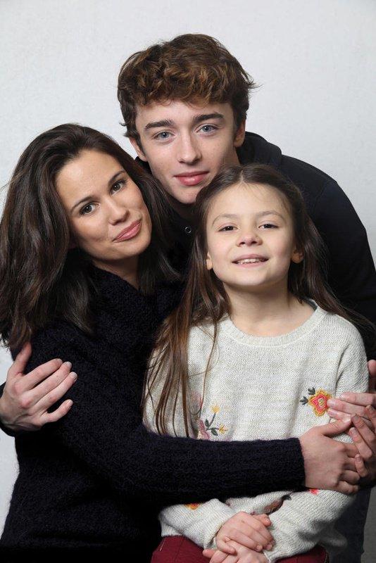 clem et ses enfants