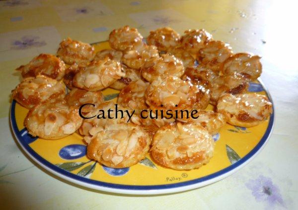 mini tartelettes bourdaloue