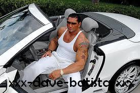 Baista dans sa voiture