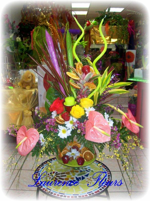D Cor Pour Buffet Froid Le Pouvoir Des Fleurs Par