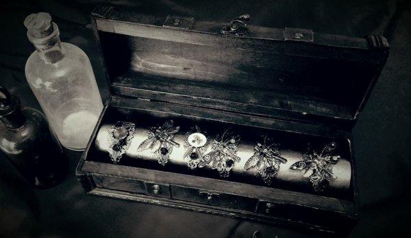présentoir pour mes bracelets