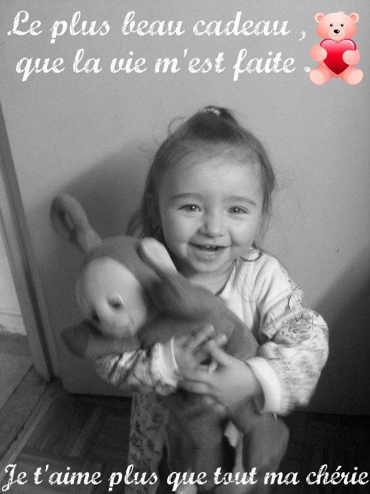 Un ange est née le Jeudi 12 Novembre 2009