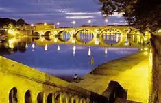 Bordeaux/Toulouse en vélo: 289 kms,