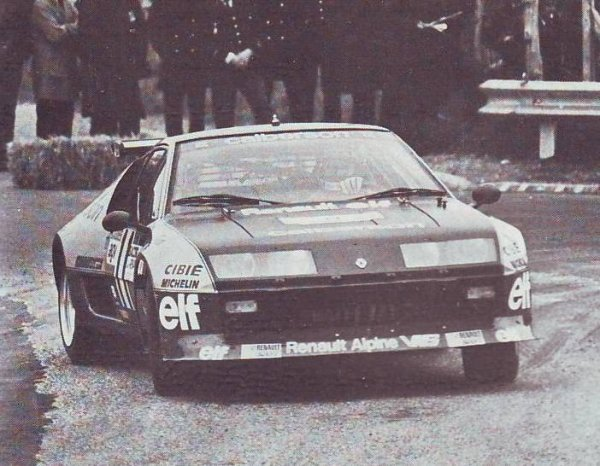 Ronde Limousine 1977 Frequelin / Delaval