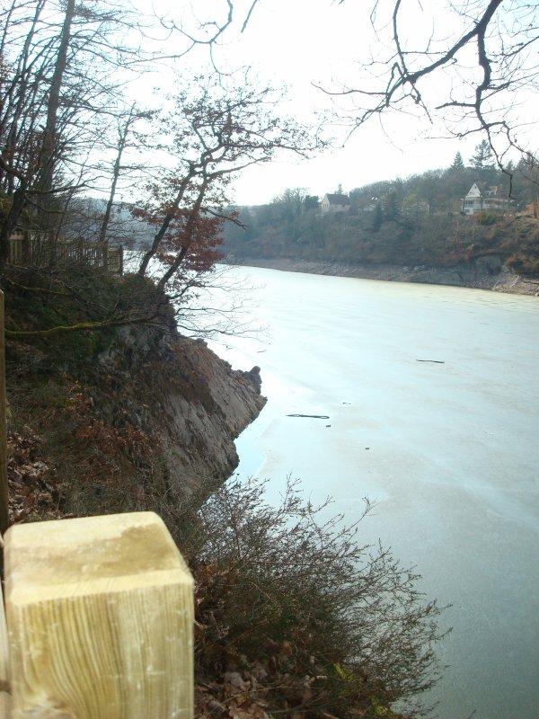 Promenade Lac de Pont