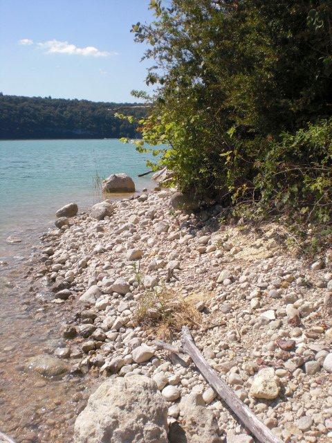 Lac de Vouglans suite