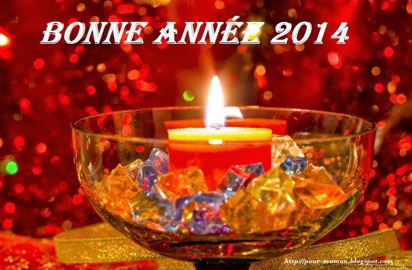 Bonne et heureuse année à vous