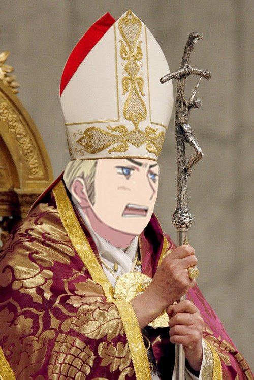 Doitsu is the new pope