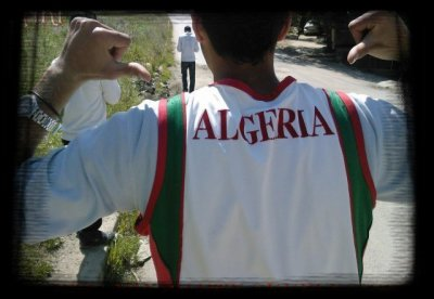 :x:malgré tout ma nansawech l'algerie:x: rabi m3ana wa da3wet khir m'tab3atna win ma nrouhou inchalah