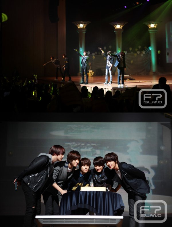 photos du fanmeeting