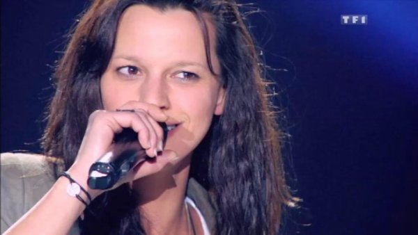 The Voice - Aude Henneville