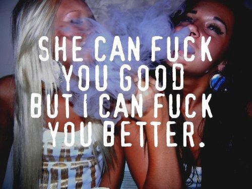 Believe me...