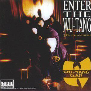 THE WU-TANG - ENTER 36 CHAMBERS
