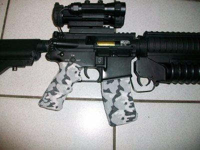 customisation de mon m4