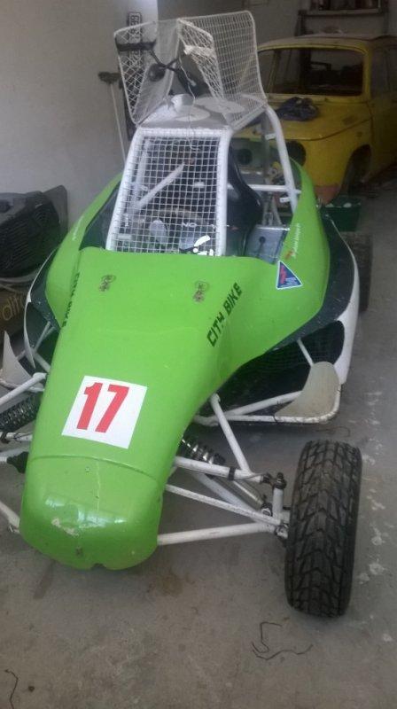 MG Racing MG2