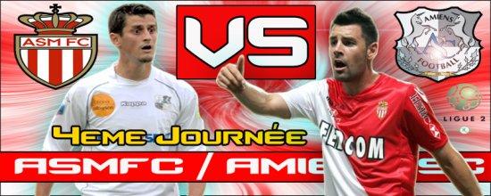 Monaco - Amiens