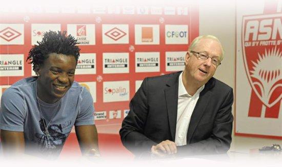 Moukandjo signe à Nancy !