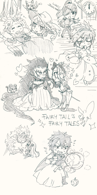 Fairy tail : Fairy tales
