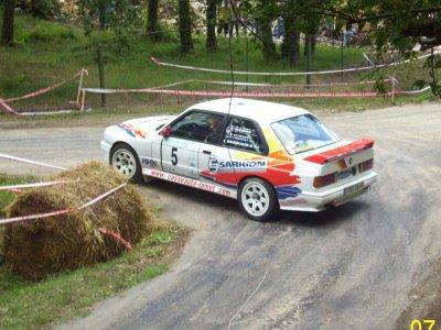bmw e30 m3 rallye