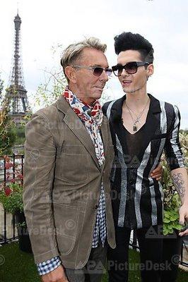 """""""Durch die Nacht mit Bill Kaulitz"""" (Paris, France) - 05.10.2010 & 06.10.2010"""