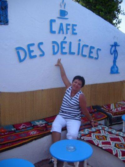le cafe des delices