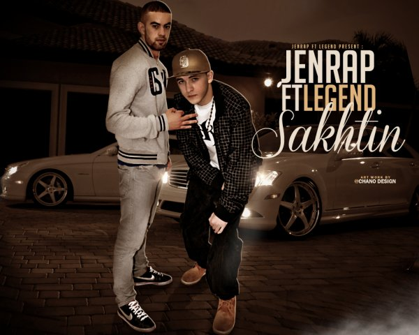 SAKHTIN - JenRap Ft LEGEND (2012)