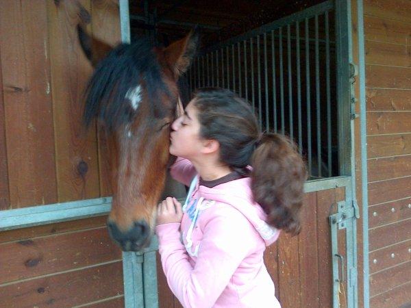 Oo Faîtes du cheval un compagnon et non un esclave, vous verrez quel ami extraordinaire il est. oO