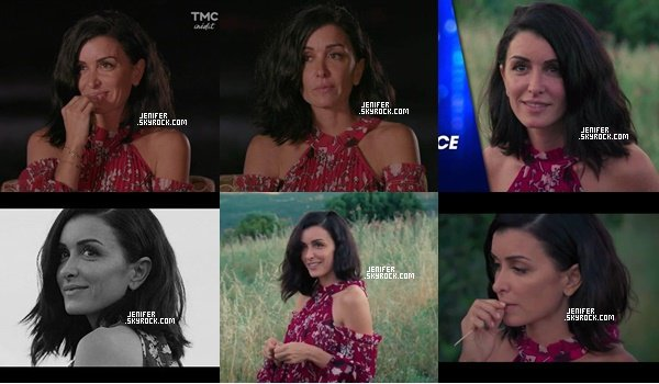 16/10/2018 : Jenifer à donné une interwiew à un reportage  « Face à Ma vie » elle était magnifique,  Gros Top.