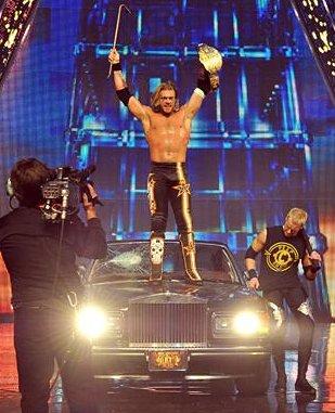 WrestleMania !!!!!!