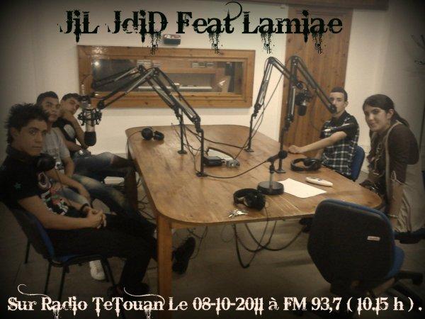 JiL JdiD FeaT LaMiae Sur Radio Tetouan