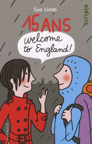 Welcome to England - Sue Limb
