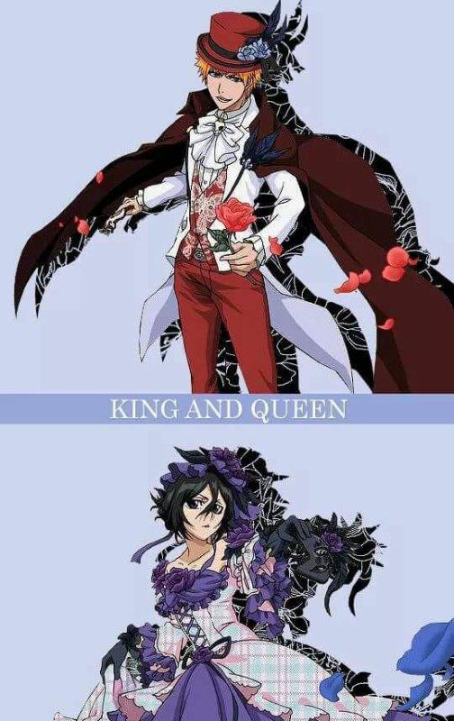 Ichigo x Rukia ❤❤❤