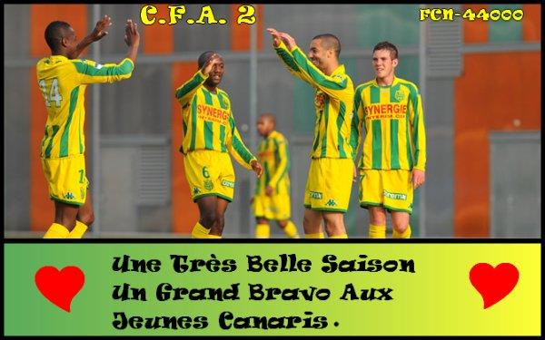 [ » ] FC NANTES CFA 2 (groupe G) !!!