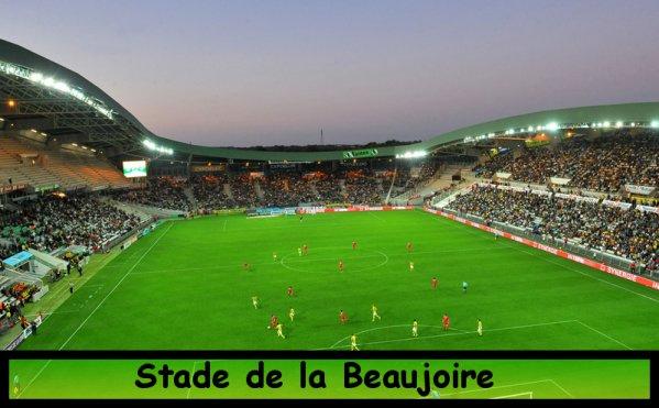 [ » ] Le Stades de la Beaujoire Chapitre 3, Article 3 ღ  !!!