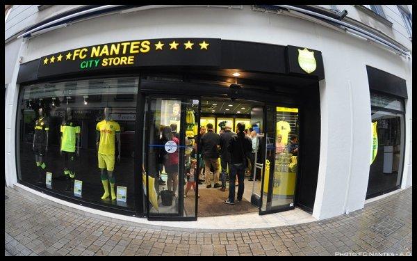 [ » ] La Boutique officiel du FC Nantes Chapitre 4, Article 4 ღ !!!