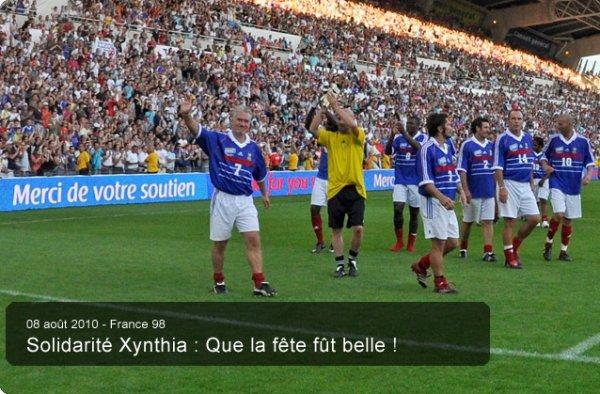 [ » ] Solidarité Xynthia : Que la fête fût belle !!!