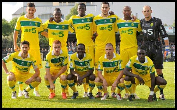 [ » ] L'EFFECTIF DU FC NANTES 2013 - 2014 Chapitre 5, Article 5 ღ !!!