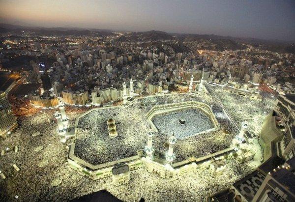 ~ Mecca ~