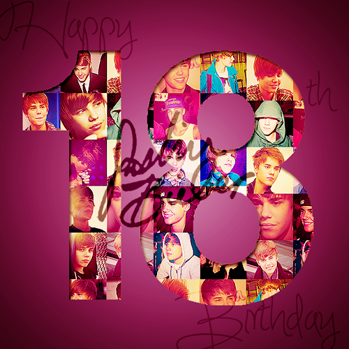 Happy 18th Birthday Kidrauhl ♥.