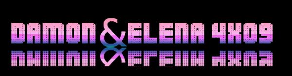 Delena 4x09