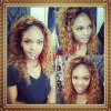 Tissage lace frontal