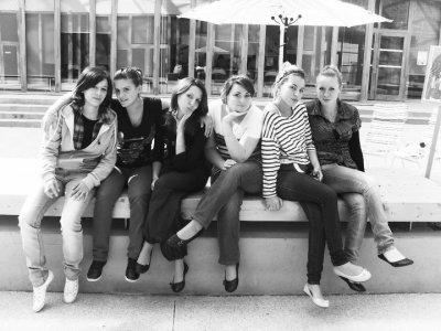 LE GROUPE ;D ( Il Mank Yousmie :/ )