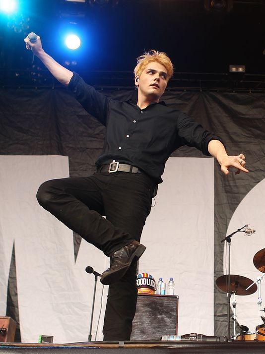 COMIC KILLJOYS/MCR : Interview de Gerard Way par le site www.usatoday.com 2NDE PARTIE