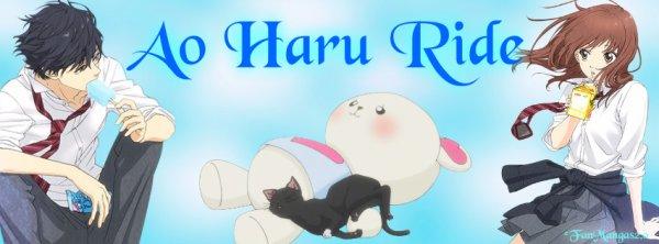 Ao Haru Ride VOSTFR