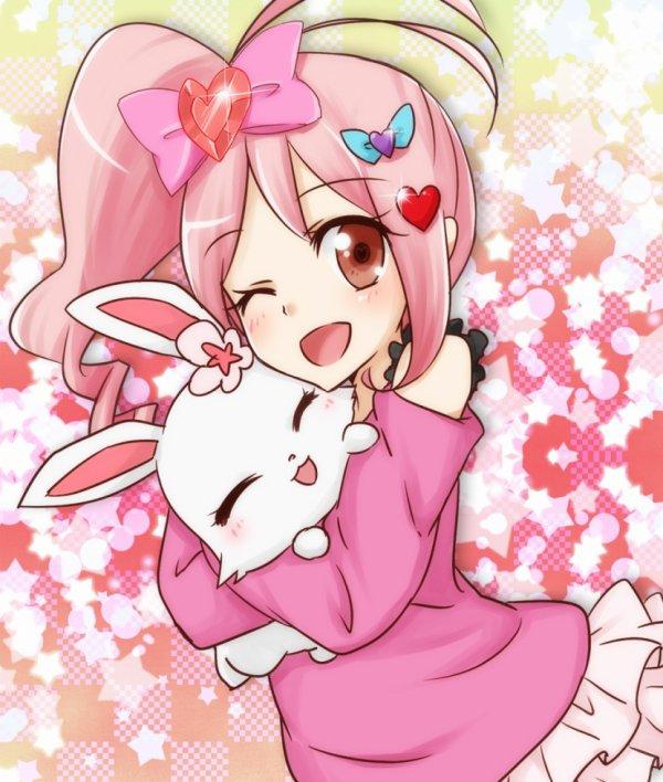 Oomiya Pink & Ruby