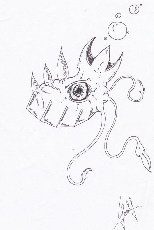 Un petit monstre gentil ?!