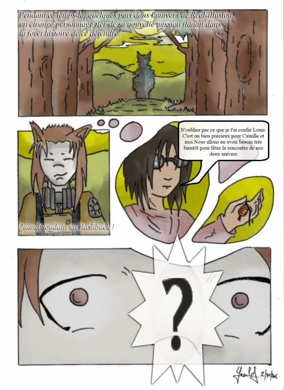 Cross over Gaerlif / Real-illusion page 2