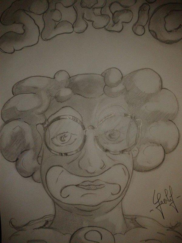 Un autre clown !