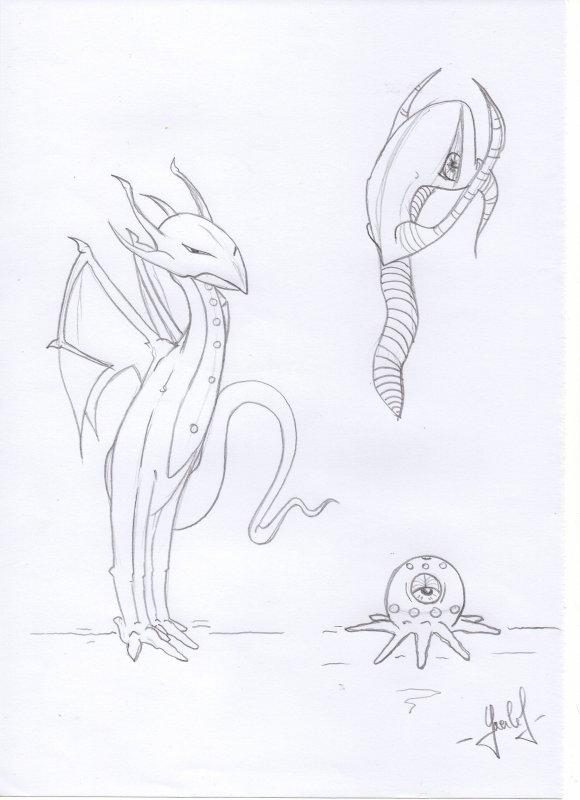 Mes petits monstres 042-043-044