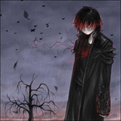 the dark in my hard